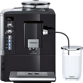 Siemens TE506M09DE EQ.5 macchiatoPlus - Máquina de café espresso (1600 W), color negro: Amazon.es: Hogar