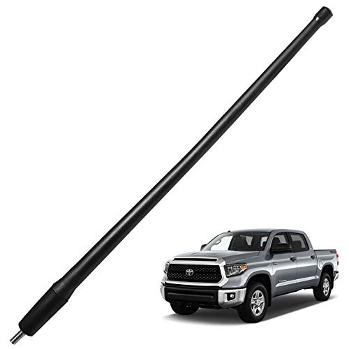 2018-2019 4 GOLD Aluminum Antenna is Compatible with Ford EcoSport AntennaMastsRus Made In USA