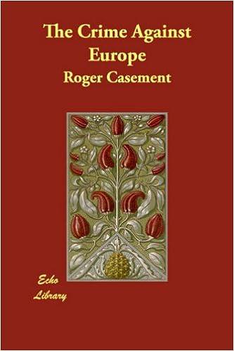 Téléchargez les livres les plus vendusThe Crime Against Europe 1406844160 (Littérature Française) PDF FB2 iBook