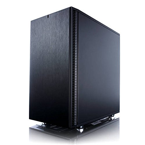Fractal Design MicroATX Case Cases FD-CA-DEF-MINI-C-BK by Fractal Design
