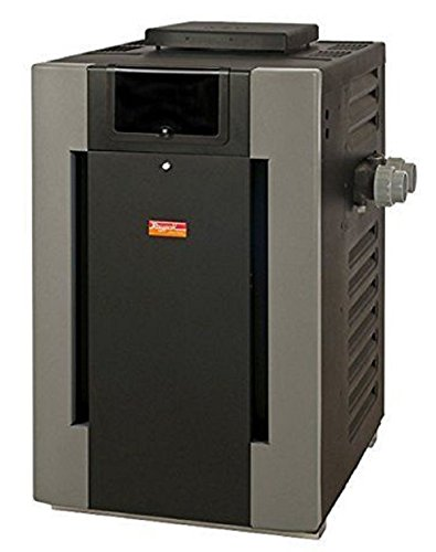 Raypak 014951 266000 BTU Digital Propane Gas Pool Heater with Cupro Nickel by Raypak