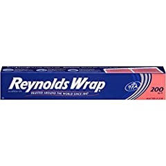 Made in the USA since 1947, Reynolds Wrap Aluminum Foil has trusted strength and quality you can count on for cooking delicious meals with easy cleanup. Reynolds Wrap aluminum foil proves itself as a time-tested tool in the kitchen, from lini...