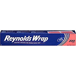 Reynolds Wrap Aluminum Foil (200 Square Foot Roll), 1 Count