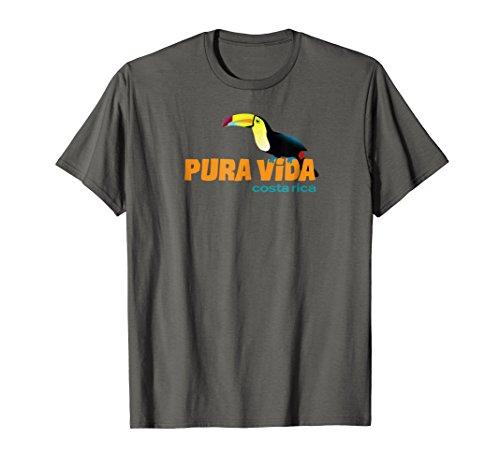 Pura Vida Costa Rica Toucan ()
