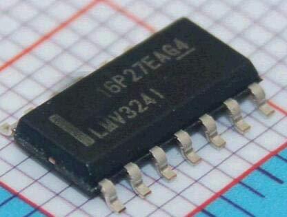 Gimax 100% Original New LMV324 LMV324IDR CMOS Analog Multiplexers/Demultiplexers with Logic Level Conversion IC x 100PCS Connector