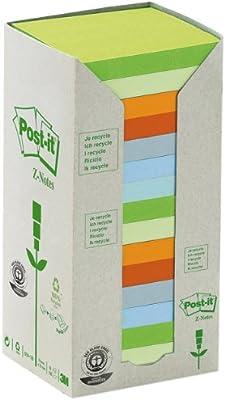 Post-It R330-1RPT - Pack de 16 notas recicladas, 76 x 76 mm ...