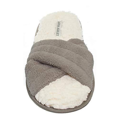 Colors Spa Slippers Band Sizes Rye More Ashley Toast See Memory Cross Foam Ladies Luxury Laura Womens IpFq7xa