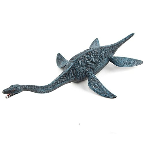 E-SCENERY 12 Inch Big Plastic Dinosaurs Model, Action Figures Science Toys For for Children Gift Dinosaur (Plesiosaurs)