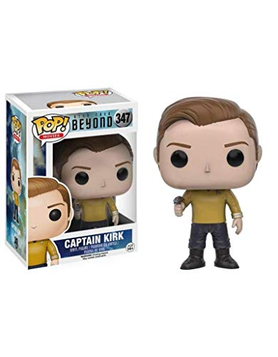 Funko Star Trek Beyond-Pop Captain Kirk (3031810486), Multicolor (Extended Play 1)