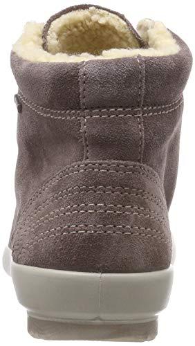Violett Sneaker dark Legero Alto Donna 57 Clay Collo Tanaro A W0x0UYBSg
