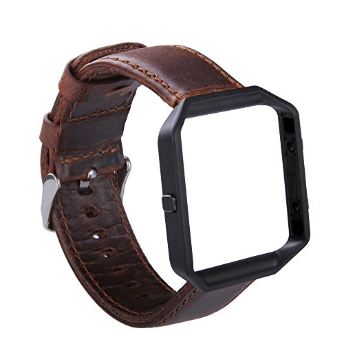 kades-fitbit-blaze-leather-retro-cowhide-bands-stainless-steel-frame-for-fitbit-blaze-smart-fitness-