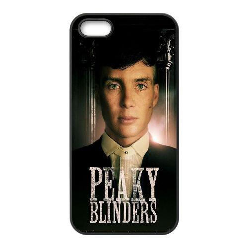 W1Y41 Peaky Blinders Cillian Murphy X0B1WM iPhone 5 5s Handy-Fall Hülle schwarz DE7MMB4VJ decken