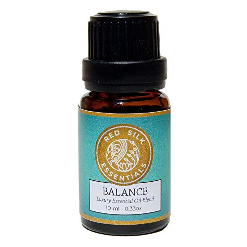 Balance 100% Pure Undiluted Essential Oil Blend - Restore Your Natural Equilibrium