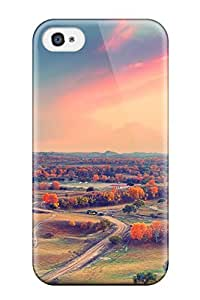 FskpSPt5187AHysF HansenLiuy Landscape Feeling Iphone 4/4s On Your Style Birthday Gift Cover Case