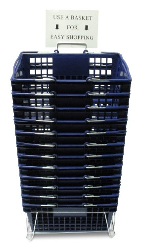r-w-rogers-rwr-hdb-be01stkt-blue-hand-basket-set-includes-12-baskets-and-1-stand-sign-pack-of-12