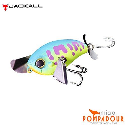JACKALL(ジャッカル) ルアー マイクロポンパドール ドクガエール.の商品画像