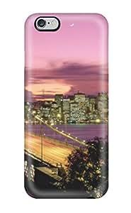 New Iphone 6 Plus Case Cover Casing(san Francisco Bridge California)