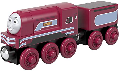 Thomas & Friends Fisher-Price Wood, Caitlin (Best Build For Caitlyn)