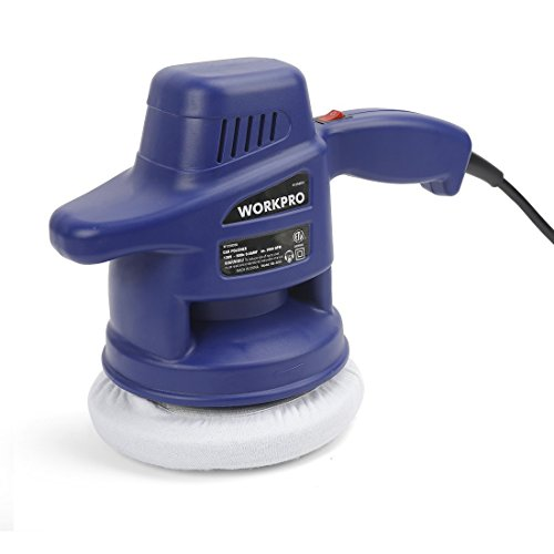 WORKPRO 6-Inch Random Orbit Waxer/Polisher