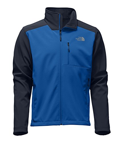 The North Face Men's Apex Bionic 2 Jacket Turkish Sea/Urban Navy X-Large (Ski Soft Shell)