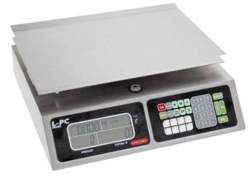 Torrey Price Computing Scale LPC-40L NTEP Legal For Trade 40 LB X 0.01 LB,RS232, New by TORREY