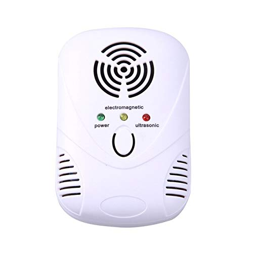 Ultrasonic Pest Repeller Plug in Pest Rodent Mouse Mice Rat Spider Insect EU US   EU