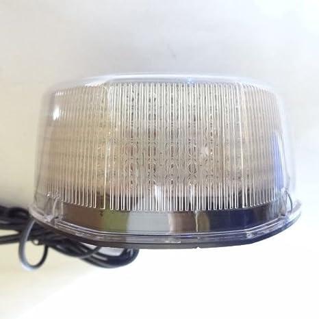 anzene nuevo brillante 240/LED Cami/ón Veh/ículo Coche Techo Top flash Strobe luz de advertencia de peligro de alerta de emergencia