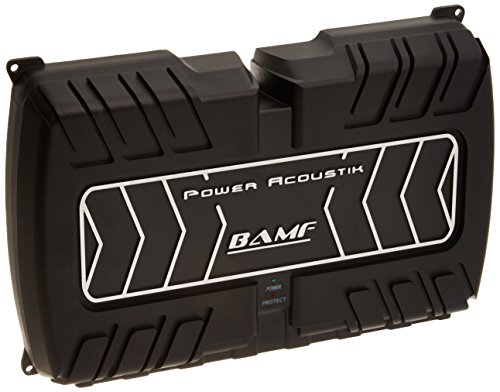 Power Acoustik BAMF4-1800 2600W Class D 4 Channel (1800 Watt Stereo Power Amplifier)