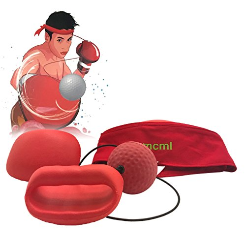 Boxing Reflex Ball ,New Design With Head Band and