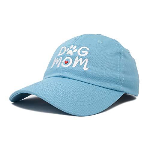 DALIX Dog Mom Baseball Cap Women