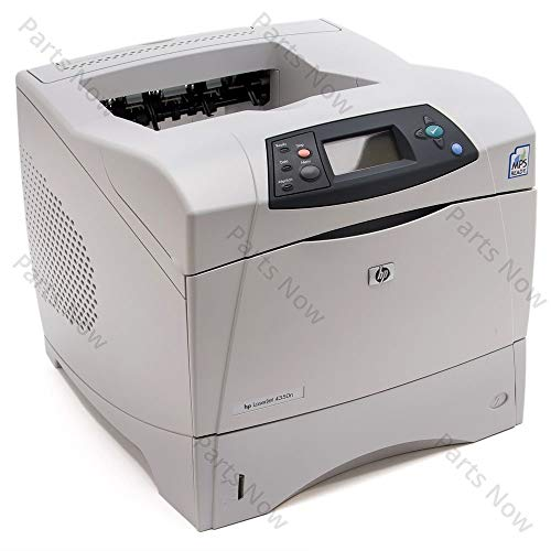 Certified Refurbished HP LaserJet 4350TN 4350 Q5408A Laser Printer with toner USB cable and 90-day Warranty ()