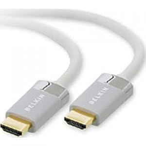 BELKIN AV22306-12 / HDMI Digital Audio/Video - HDMI Digital Audio/Video - 12ft - White by Belkin Components