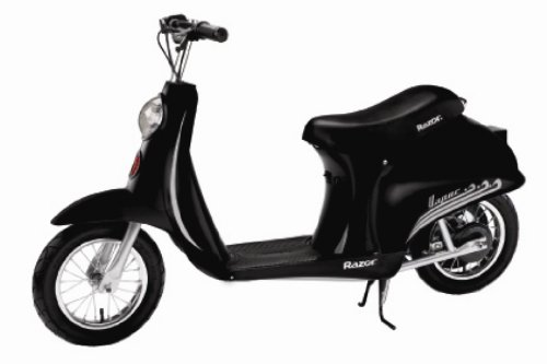 Razor Pocket Mod Electric Scooter - Black