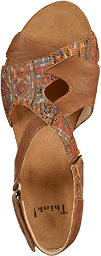 femmes Sandale 2 82574 Think Marron Ewzqg8xx
