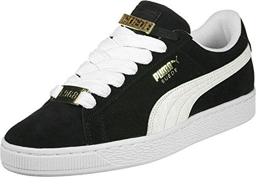 Puma Suede Classic Bboy Fabulous Herren Sneaker Schwarz