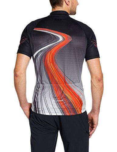 VAUDE - Camiseta deportiva para hombre negro