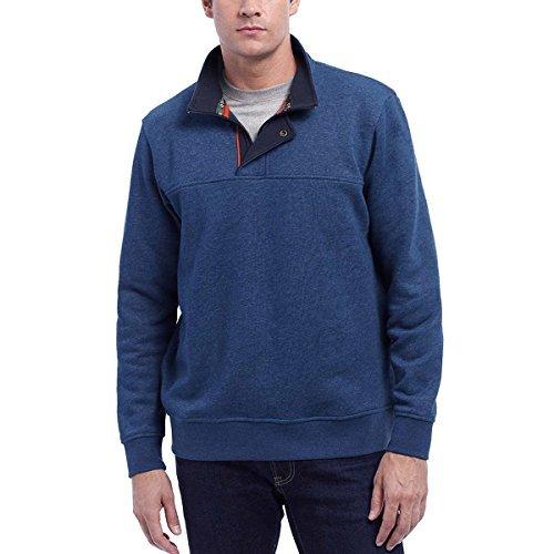 Orvis Men's Signature Pullover (Blue, X-Large)
