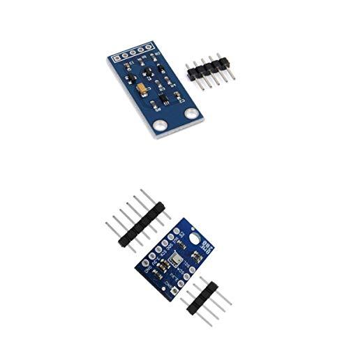 H HILABEE I2C / SPI温度湿度気圧光強度センサー部