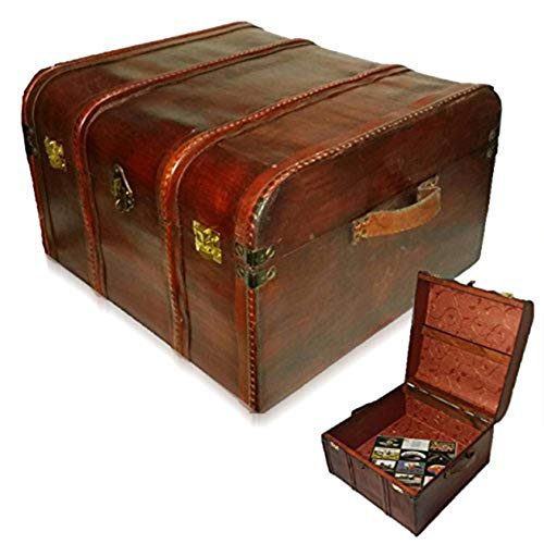 KeeneFx Weathered Edition Hogwarts Trunk - Room of Requirement]()