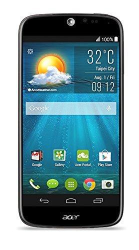 Acer Liquid Jade 8 Gb Sim-free Dual-sim Smartphone – Piano Black …