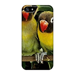 Brand New 5/5s Defender Case For Iphone (birds)