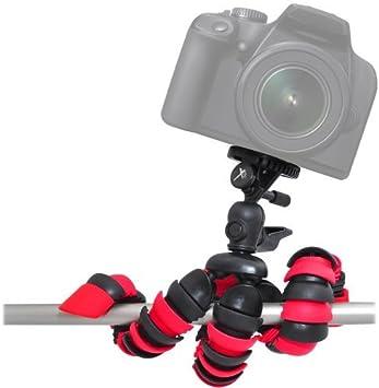 Bubble Level Professional Dual Handle Aluminum 67 Tripod for Nikon Coolpix P600