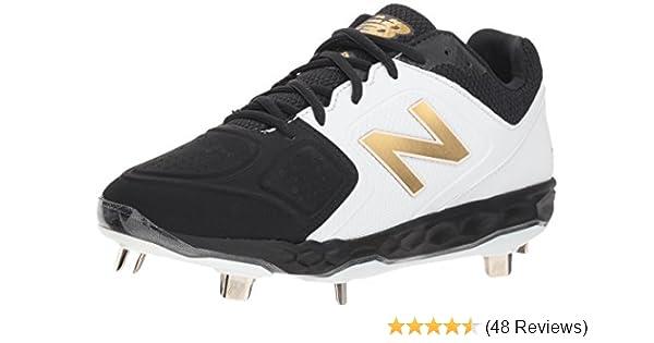5c30cba9d Amazon.com | New Balance Women's Velo V1 Metal Softball Shoe | Softball &  Baseball