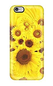 Iphone 6 Plus Cover Case - Eco-friendly Packaging(cool Sunflowers)