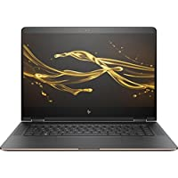 HP Spectre x360 15-BL112DX 2-in-1 15.6' 4K UHD TouchScreen Laptop - Core i7-8550U, GeForce MX150, 16GB Memory, 512GB Solid State Drive (Certified Refurbished)