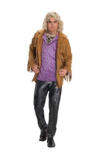 Hansel Zoolander Costume, Multi, (Zoolander Mugatu Costume)