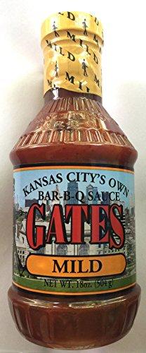 Mild Pork Sauce - Gates Bar-B-Q Sauce (Mild)