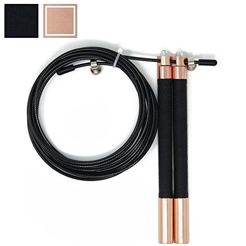 Synergee Aluminium Speed Rope Adjustable