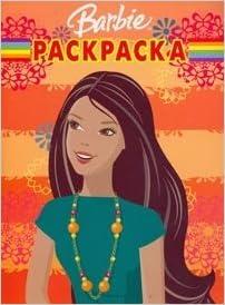 Barbie Coloring Book Barbi A RK 0810 Volshebnaya Raskraska In Russian Paperback 2008