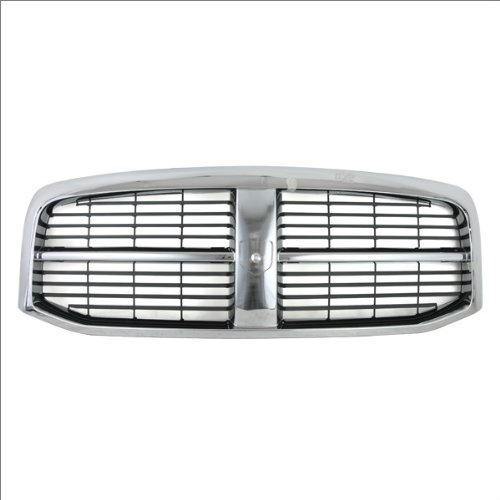 CarPartsDepot 400-17789, Front Grill Grille Assembly New Replacement CH1200282 -